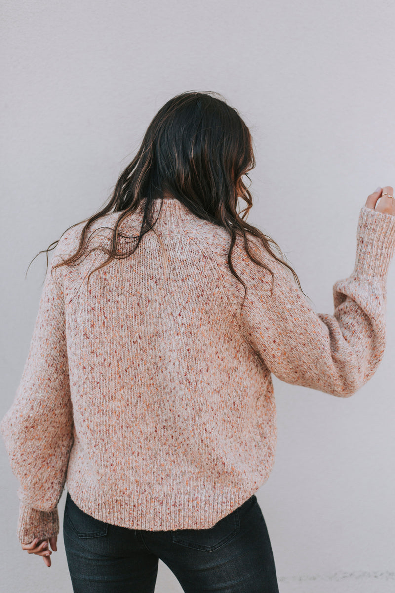 Rory Speckled Sweater