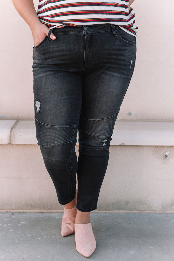 KanCan - PLUS SIZE - Where I Stand Jeans