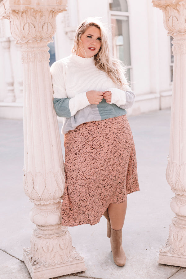PLUS SIZE - Aldo Skirt