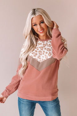 Fierce and Feisty Pullover