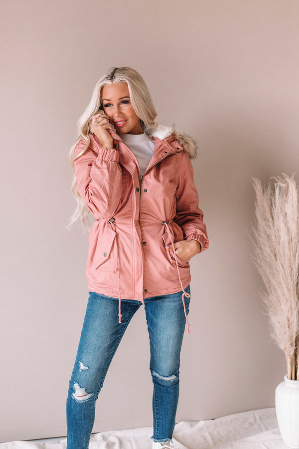 Picture Perfect Parka - 4 Colors
