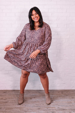 PLUS SIZE - Move Over Dress