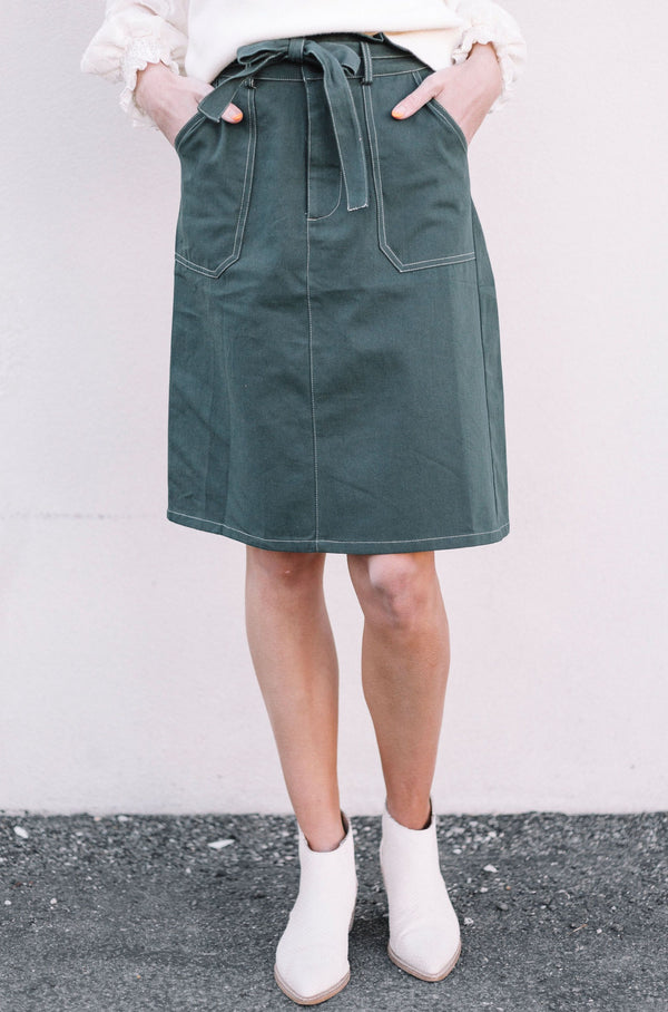 Carry On Skirt - 5 Colors