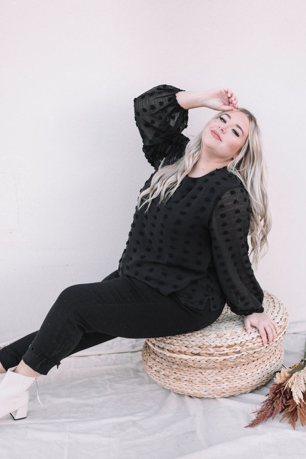 PLUS SIZE - Alberta Top