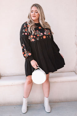 PLUS SIZE - Isabella Dress