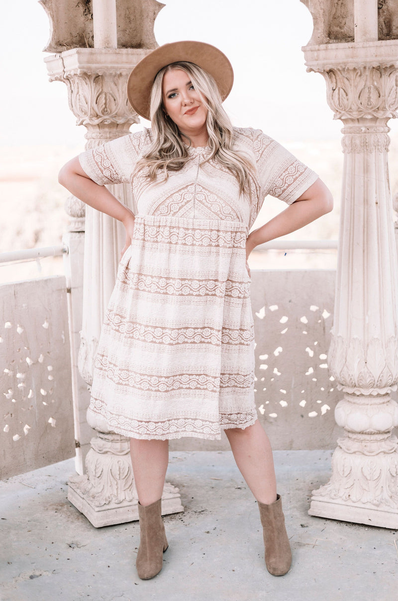 PLUS SIZE - Dempsey Dress