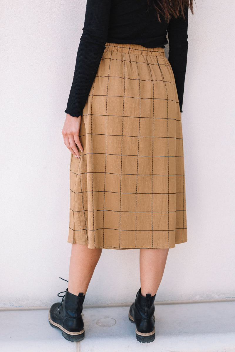 Sharona Skirt - New Pattern!