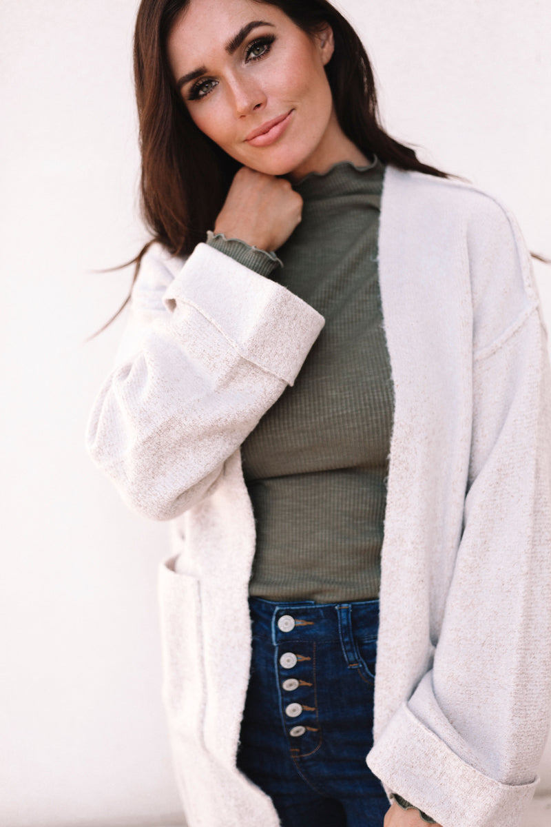 Warm Home Cardigan - 2 Colors