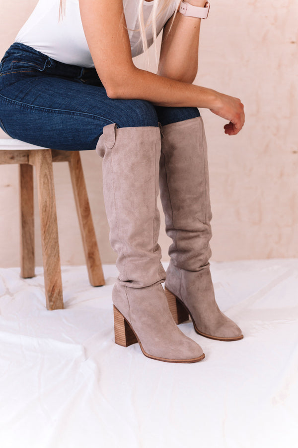 Runway Ready Boots
