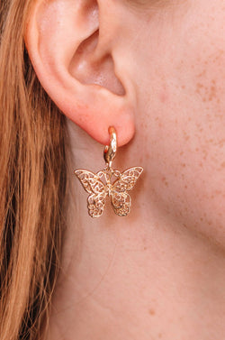 Flutter By Earrings
