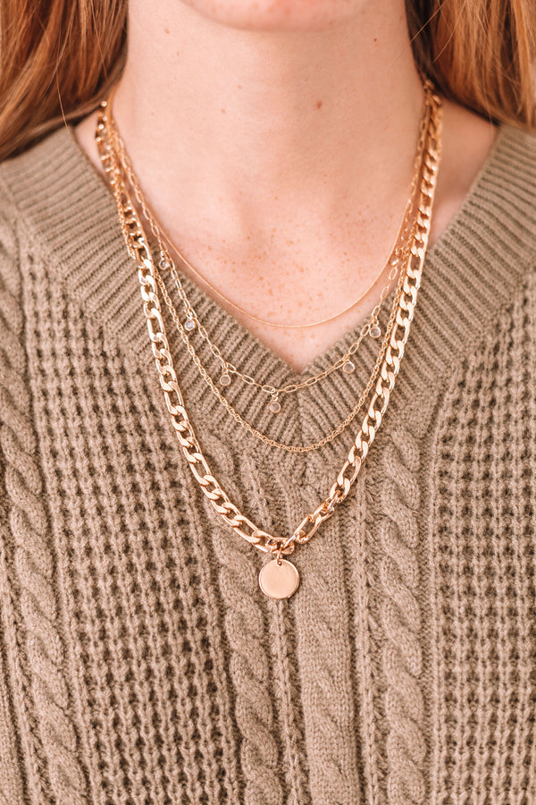 Quinn Layered Necklace