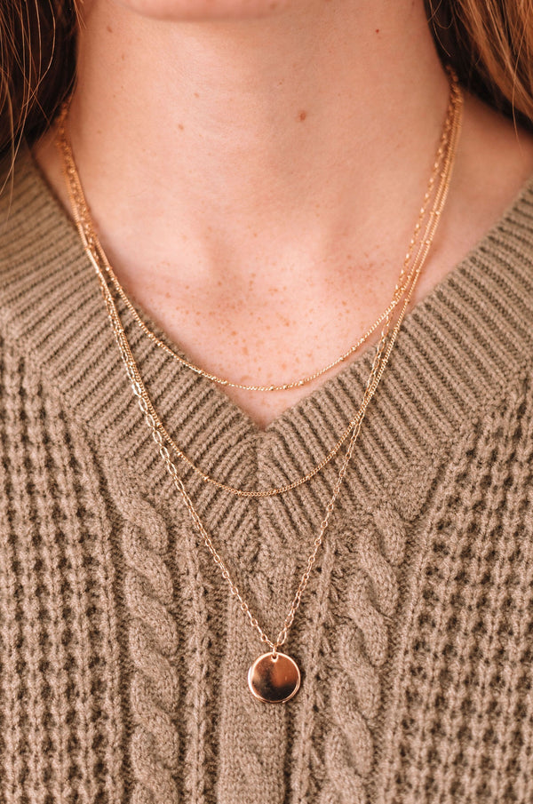 Margot Layered Necklace