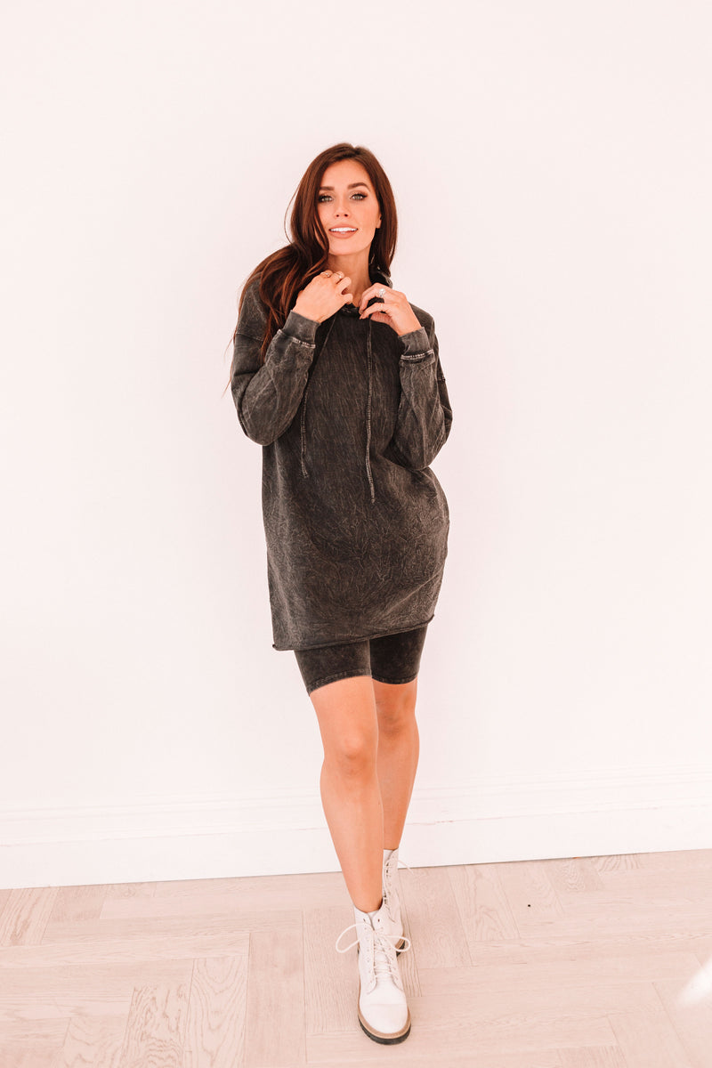 Tayshia Hooded Pullover