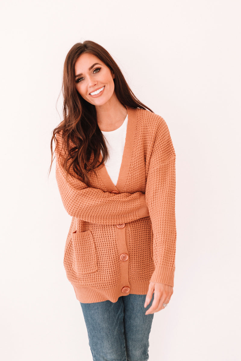 River Forest Cardigan - 2 Colors