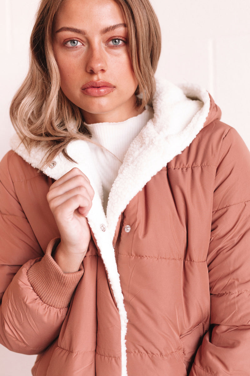 Igloo Coat - 3 Colors