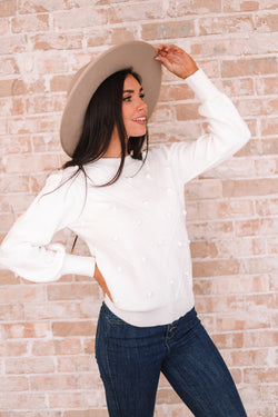Morning Glory Sweater - 2 Colors