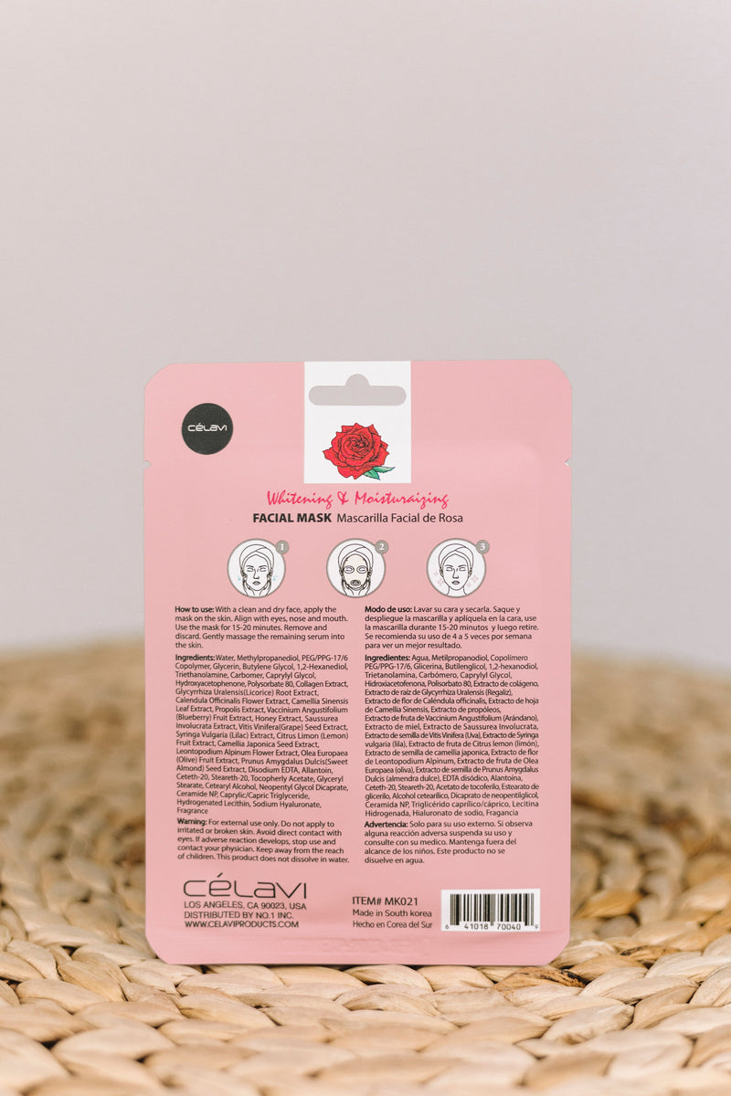 Beauty Mask 5 Pack