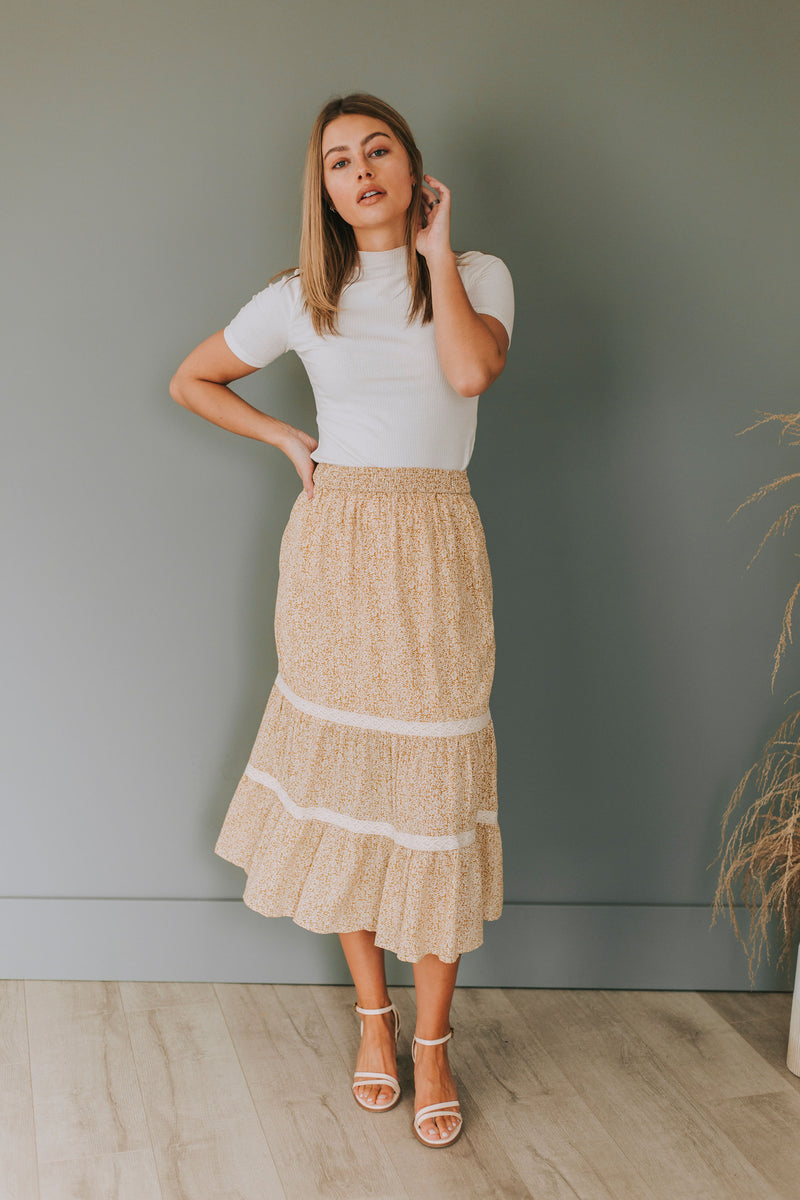 Monica Skirt - 2 Colors