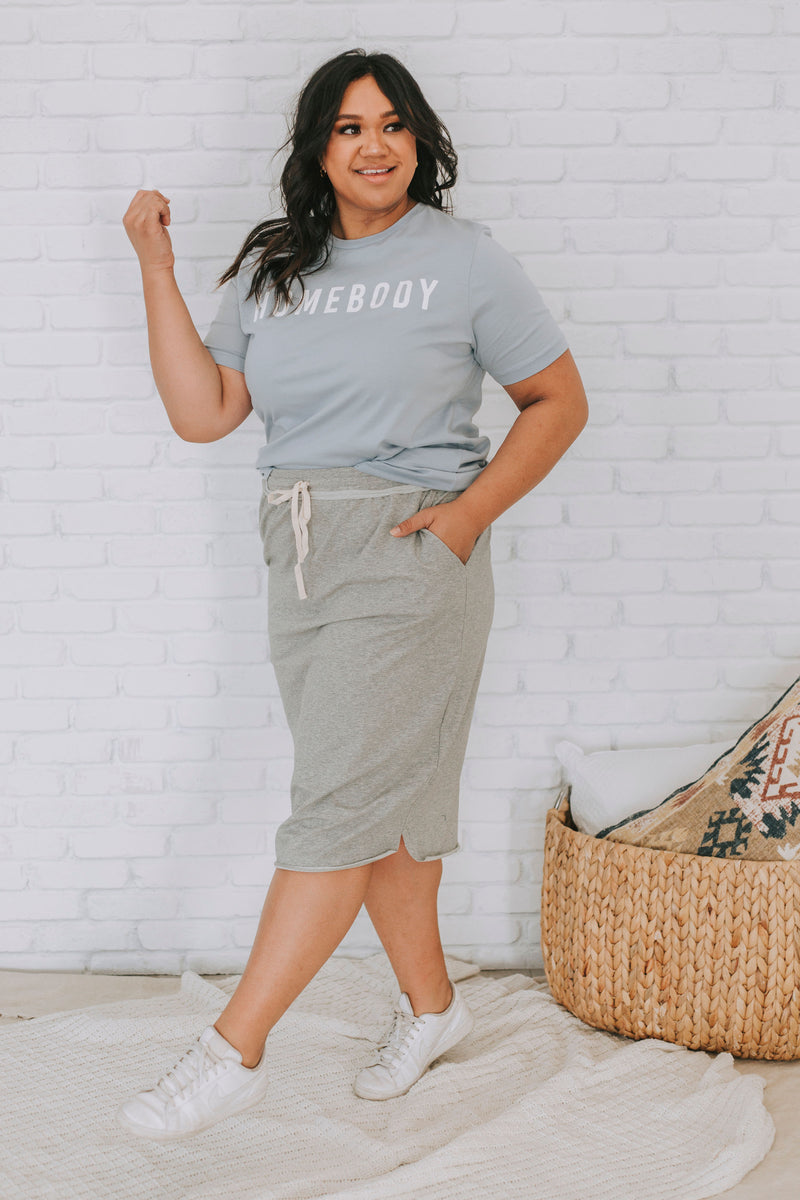 PLUS SIZE - Libby Skirt - 4 Colors