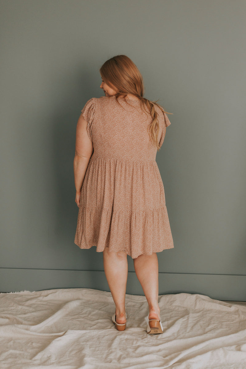 PLUS SIZE - Dream Getaway Dress