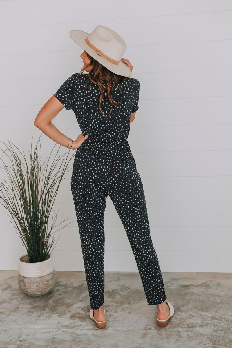 Carried Away Jumpsuit