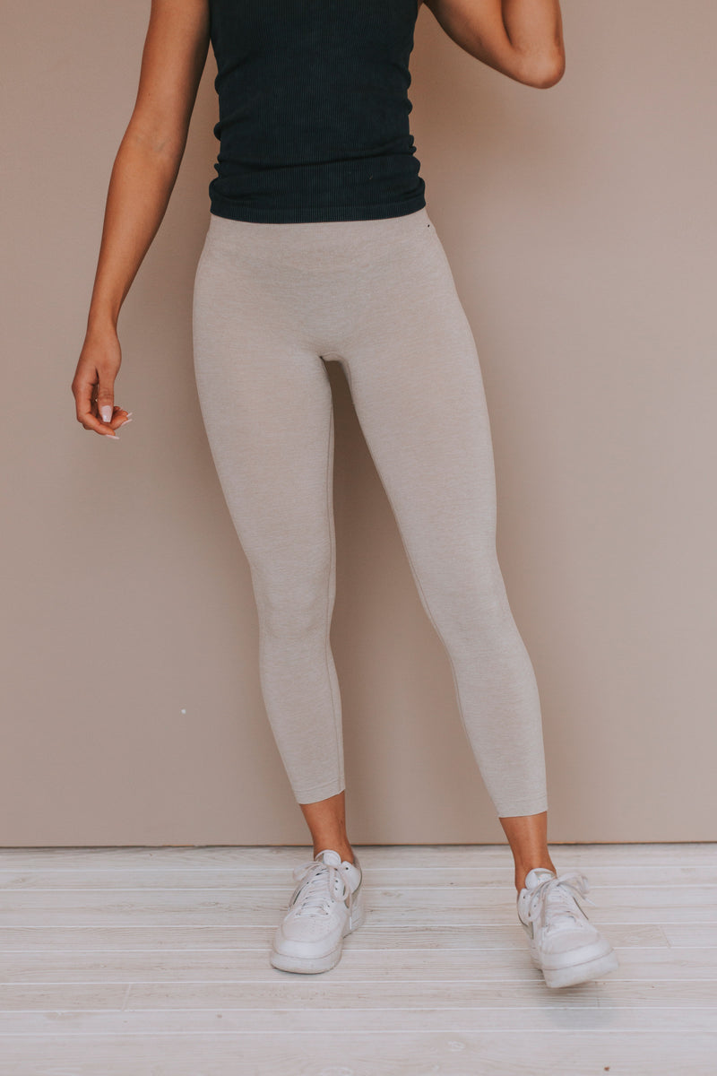 Next Level Leggings - 3 Colors