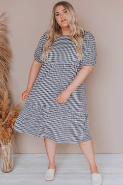 PLUS SIZE - Oakley Dress