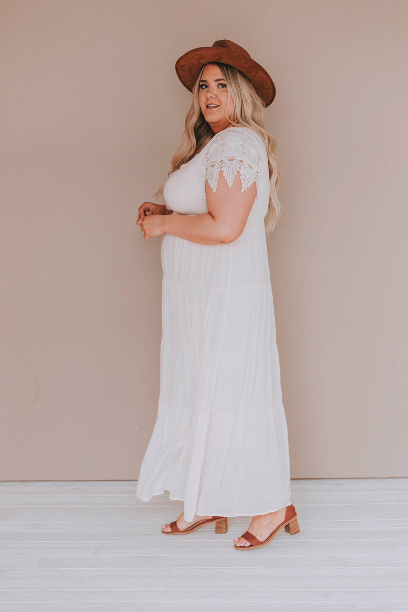 Plus Size - Albany Dress - 2 Colors