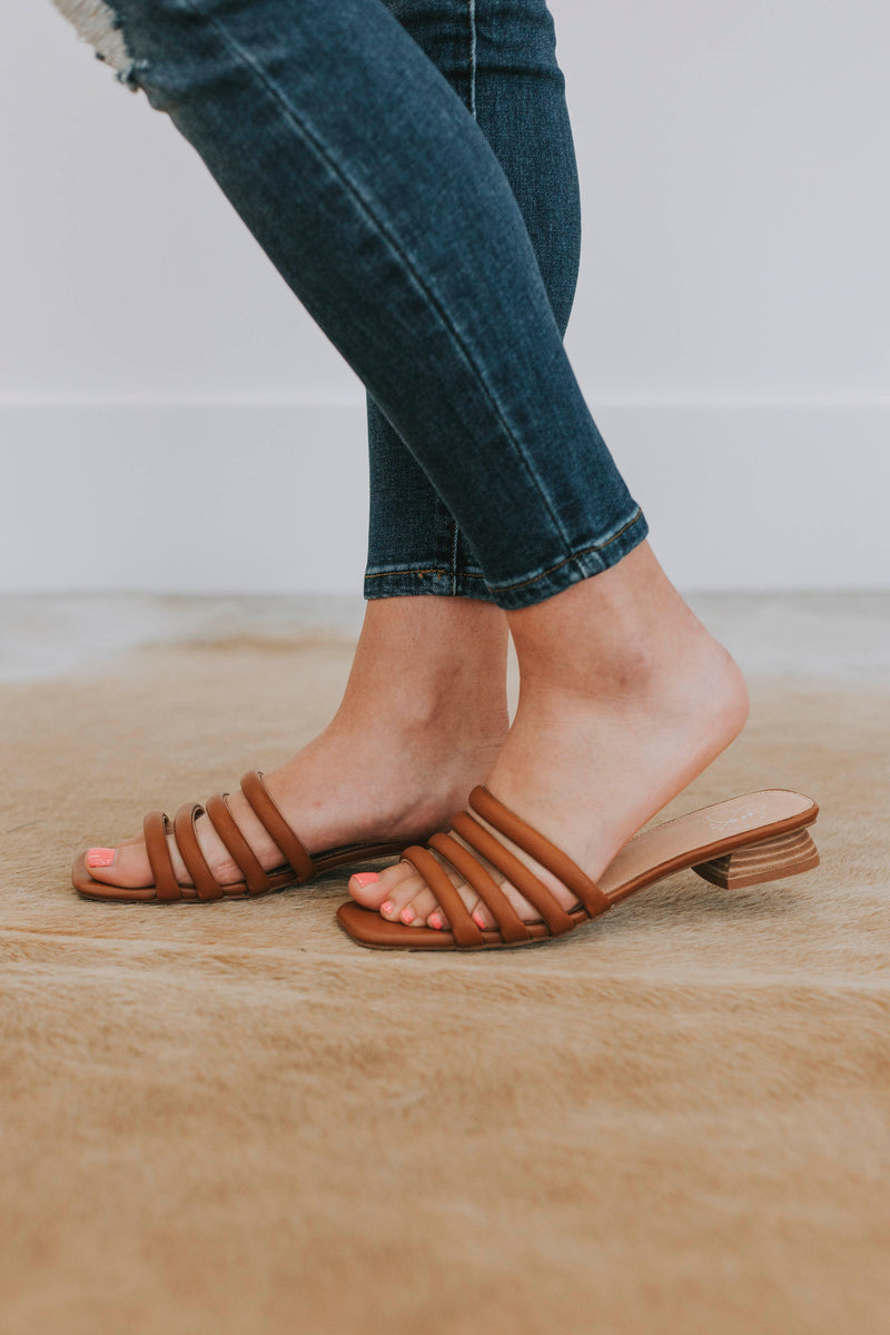 Mallory Sandals - 3 Colors