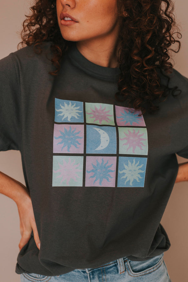 Day And Night Tee
