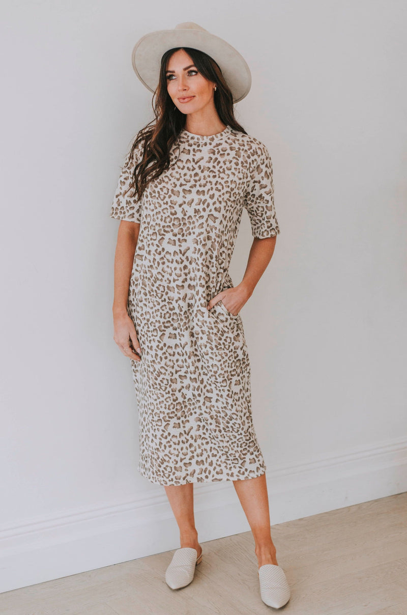 Larkin Spotted Dress