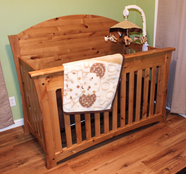 4 in 1; crib, railed daybed, daybed, twin size