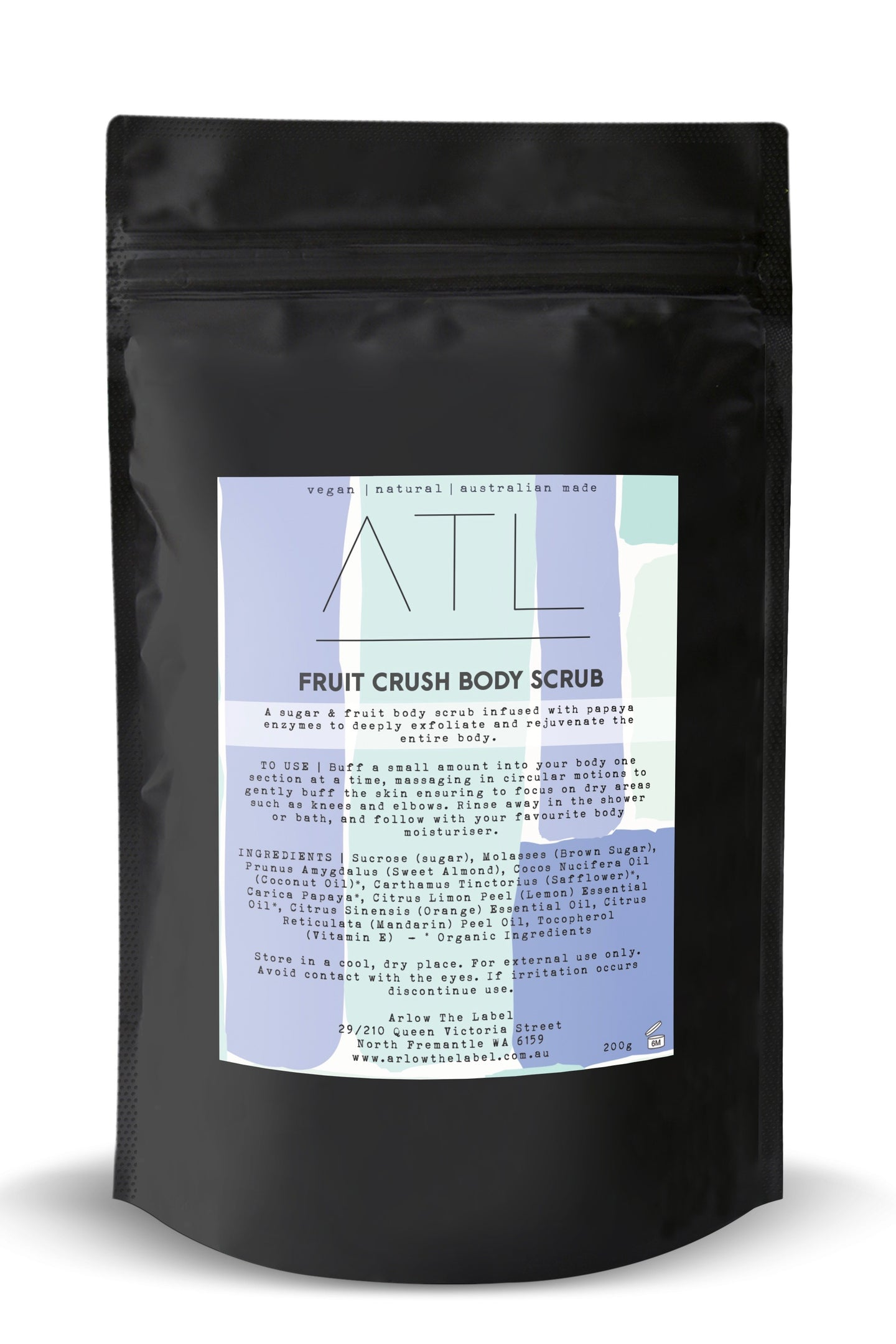 FRUIT CRUSH BODY SCRUB