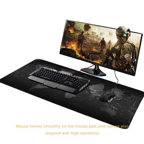 Desk york super large size world map speed game mouse pad mat laptop g desk york super large size world map speed game mouse pad mat laptop gaming mouse pad gumiabroncs Gallery