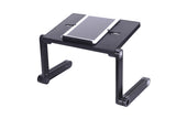 Genius Design Portable Laptop Desk-iPad/Tablet Stand-Computer Table-Book Stand/Bed Tray