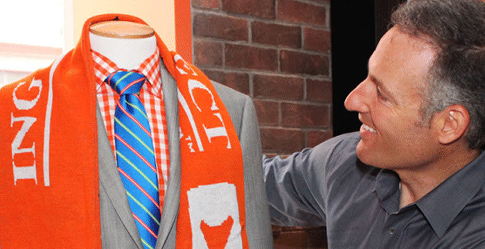 Corporate Scarves for Corporate Promotions