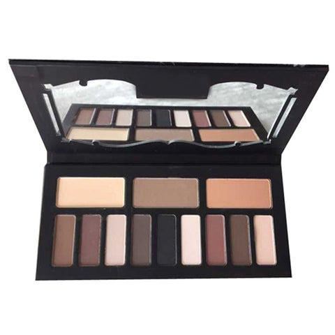 12 Colors Matte Eyeshadow Palette
