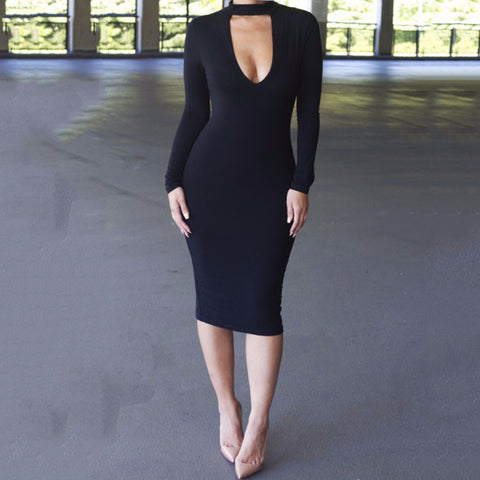 Bandage Stretch Party Dress