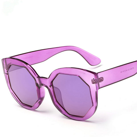 Candy Color Film Sunglasses