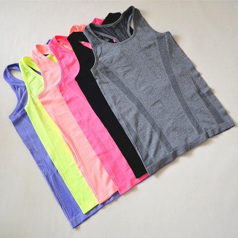 Breathable Quick Dry Tank Top