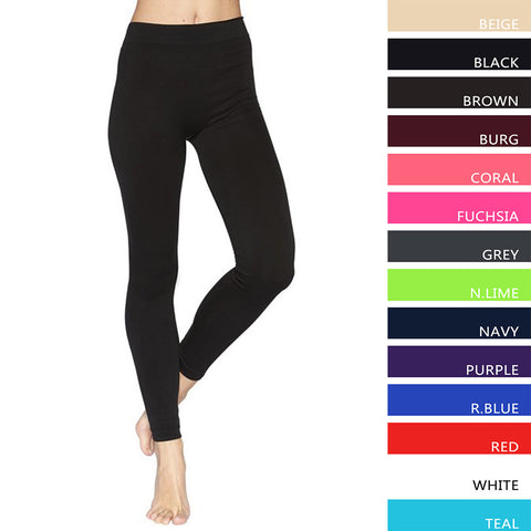 Full Length Seamless Leggings