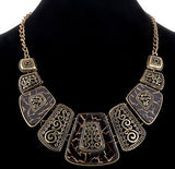 Exaggerated Alloy Necklace