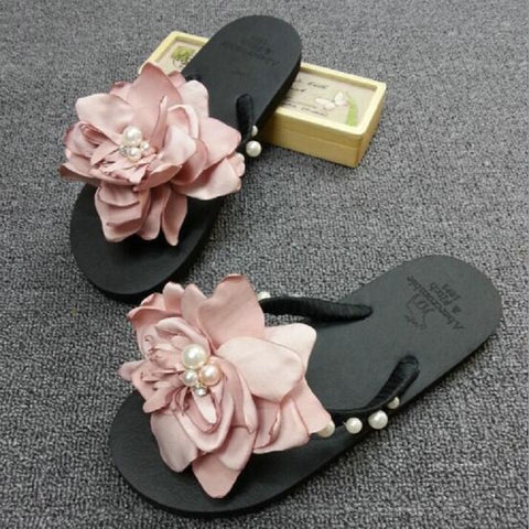 Blooming Feet Sandals