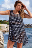 Polka Dots Bathing Suit Cover Up