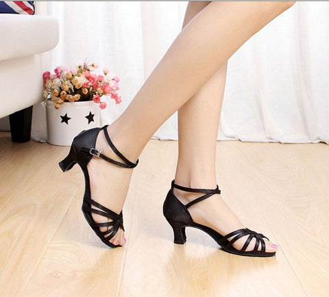 Modern Heel Dancing Shoes