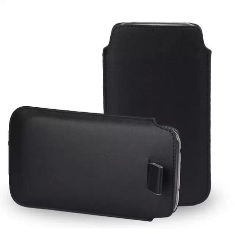 Pull up Pouch Bag Case