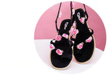 New Style Colored Balls Flat Sandals