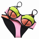 Fashion Neoprene Bikini