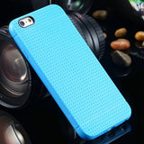 Soft Back Cover for iPhone