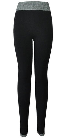 Women's Elastic Comfortable Super Stretch Sport Fitness Trousers Leggings